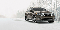 2015 Nissan Pathfinder Continues on a Good Path