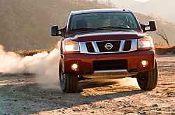 2015 Titan: Nissan Pulls Upgrades Forward