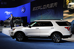 2016 Ford Explorer, Mustang: Rich and Powerful