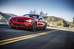 2015 Ford Mustang: 50 Years and All-New