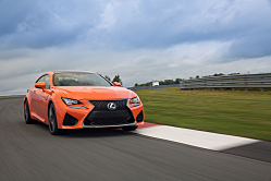 2015 Lexus RC: Radical Coupe