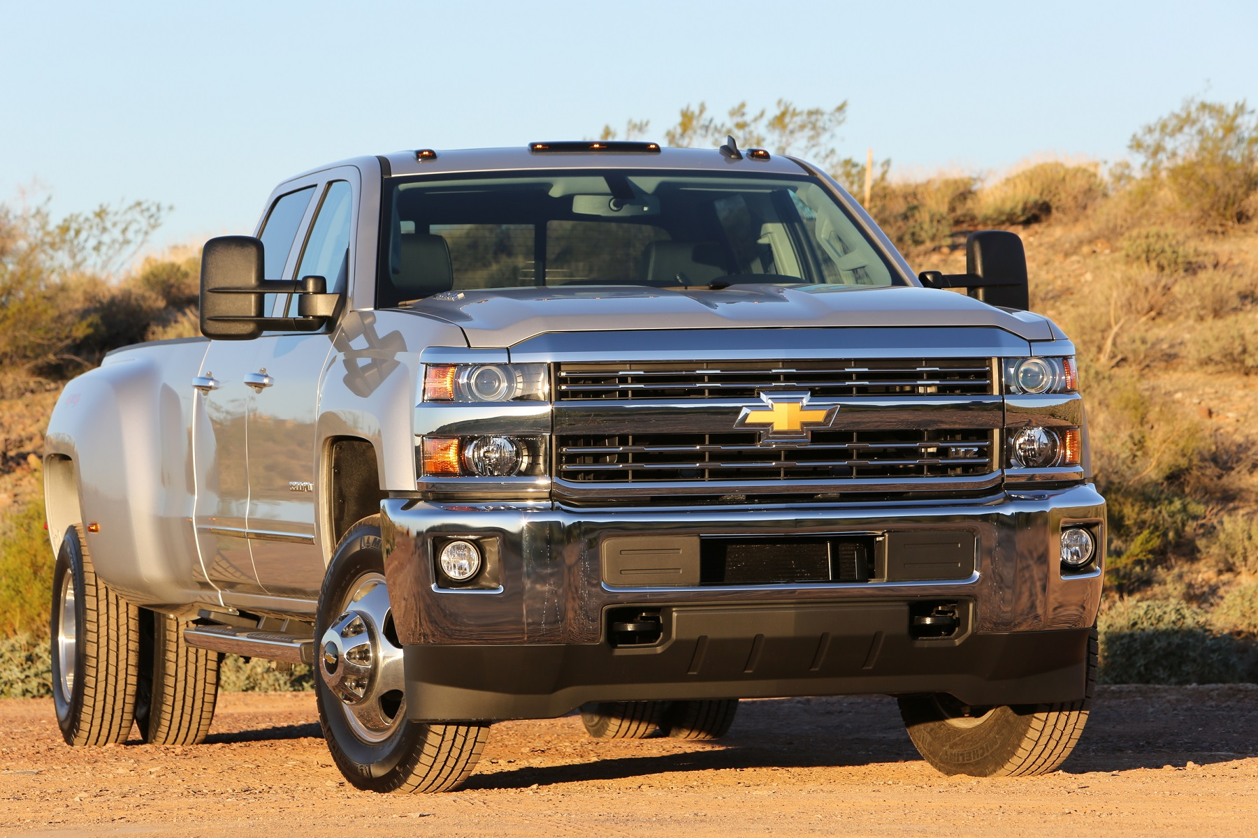 Silverado sierra hd gms big gamers truck talk groovecar manufacturer photo the 2015 chevrolet silverado 2500hd and 3500hd are engineered to be stronger and publicscrutiny Images