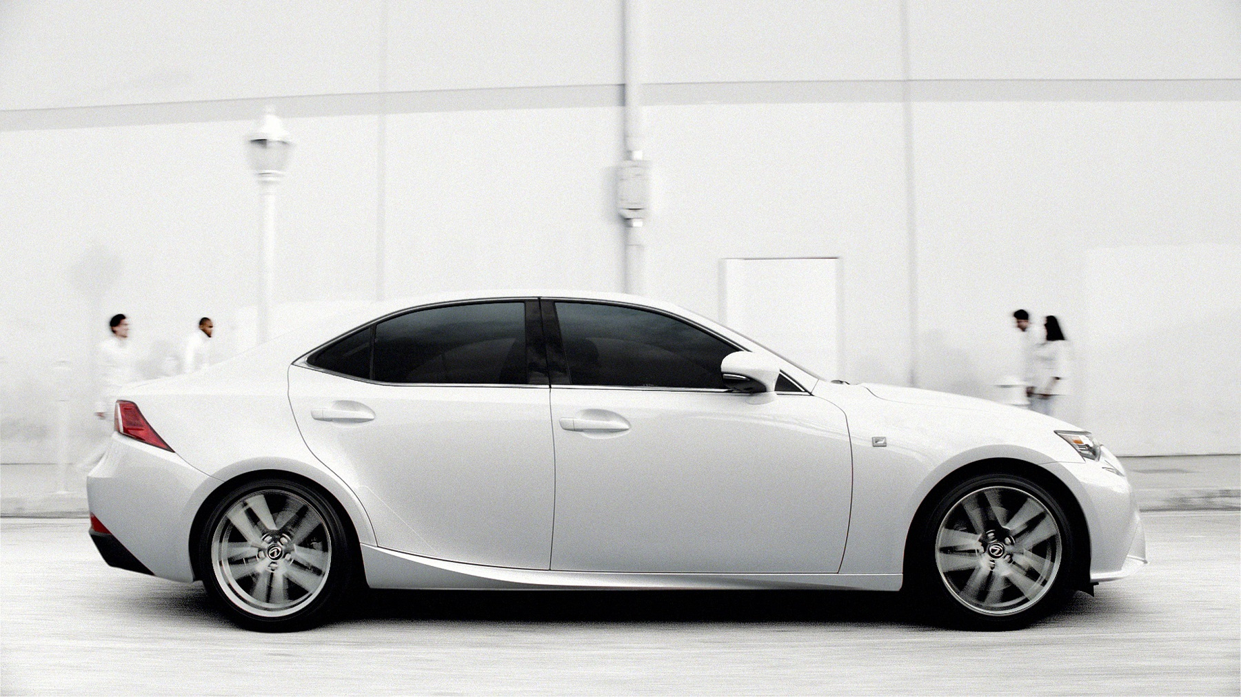 Manufacturer photo: 2015 Lexus IS
