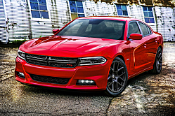 2015 Dodge Charger: Muscle Car Sedan