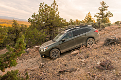 Subaru Outback: Game with Strong Offense