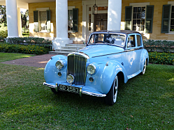 1954 Bentley: At Home in the South