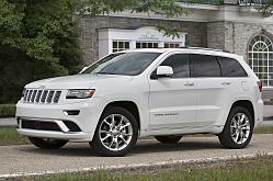 Jeep Grand Cherokee: Always Classic