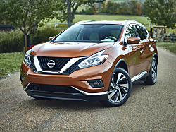 Nissan Murano: The Social Crossover