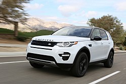 Land Rover Discovery Sport: Super Stud