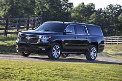 Chevy Suburban: More Versatility, Value