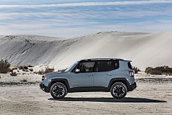 Jeep Renegade: True Compact Off-Roader