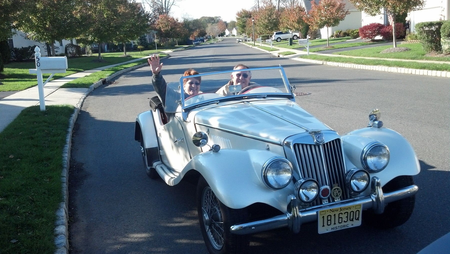 1954 MG TF: A Cozy Roadster - Classic Classics - - GrooveCar