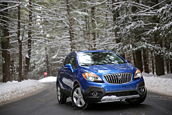 2015 Buick Encore: The All-Seasons Crossover
