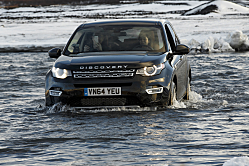 Discovery Sport: Real Deal Off-Road Confidence