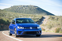 Volkswagen Performance Golf R: Fastest Yet