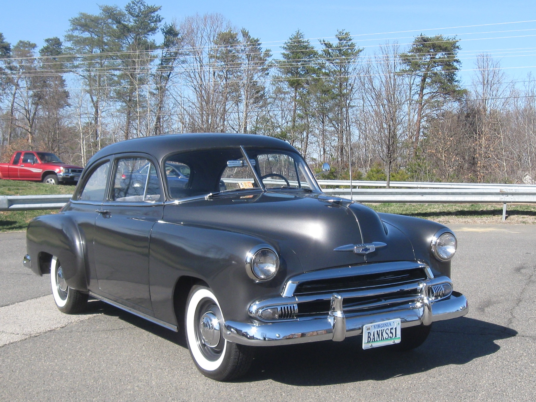 1951 Chevrolet Special Fond Childhood Memories Classic Classics 2 Door Hardtop Of Course Years Pass And Styles Change But That Epitomized Perfection To The Youngster Unfortunately Uncles Fell By Wayside