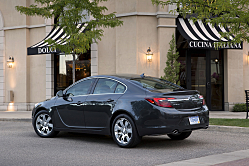 2015 Buick Regal: A Royal Sedan