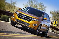 2015 Ford Edge: Edgy Fresh Styling