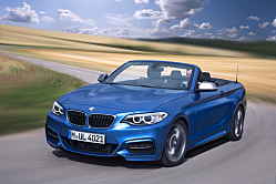 BMW 2 Series: Convertible Weather is Now