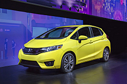 Honda Fit: All-New for 2015