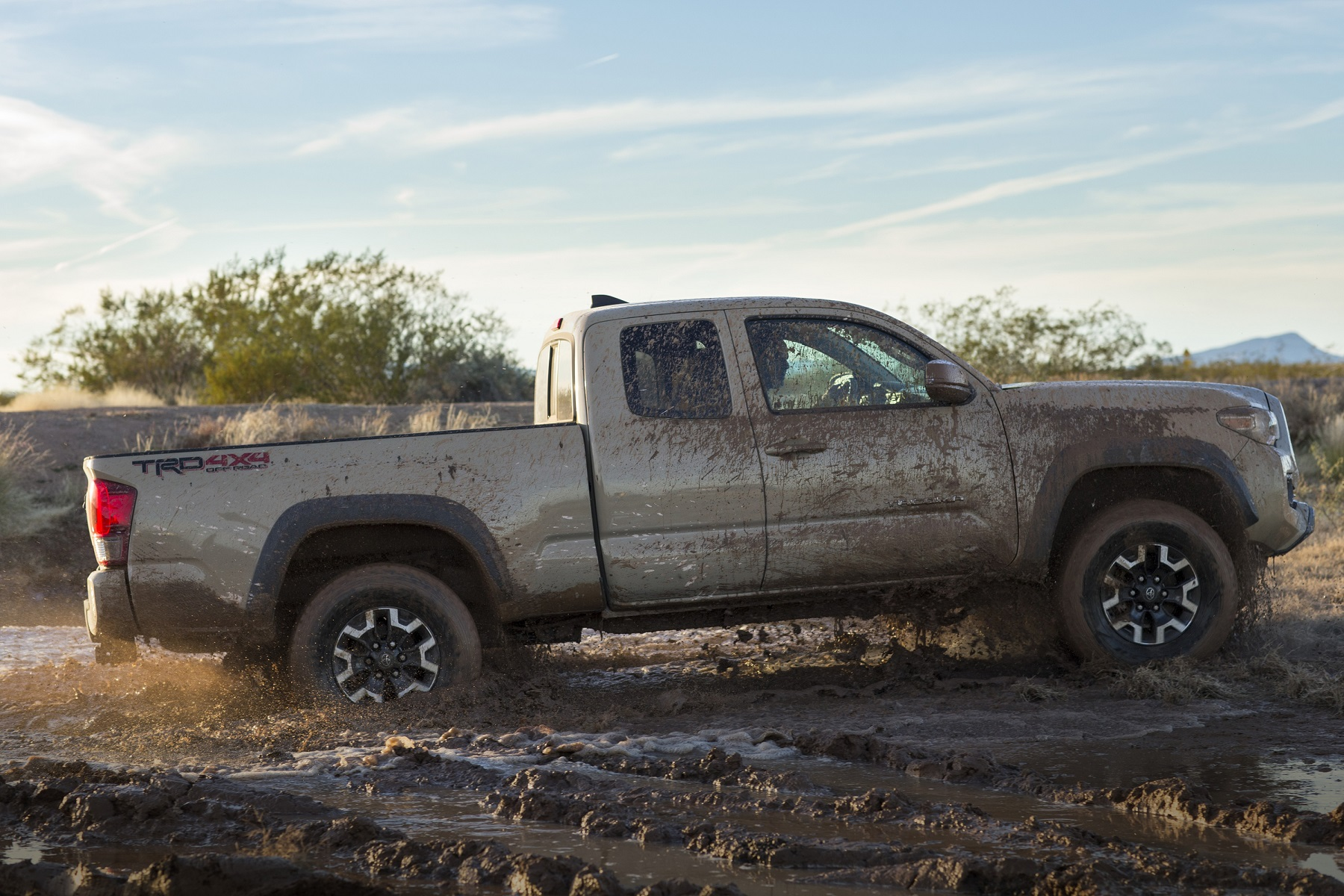 2016 Toyota Tacoma: Hit the Dirt with Gusto - Truck Talk