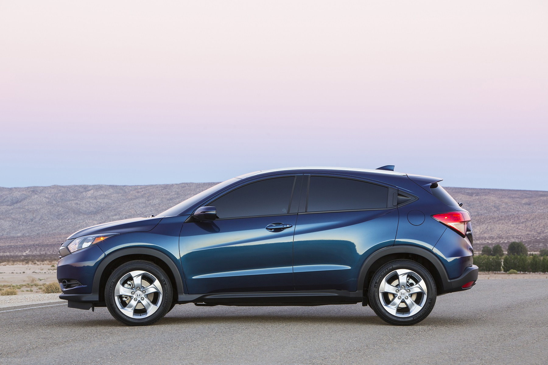 Honda Hr V Serving Up New Compact Menu New On Wheels