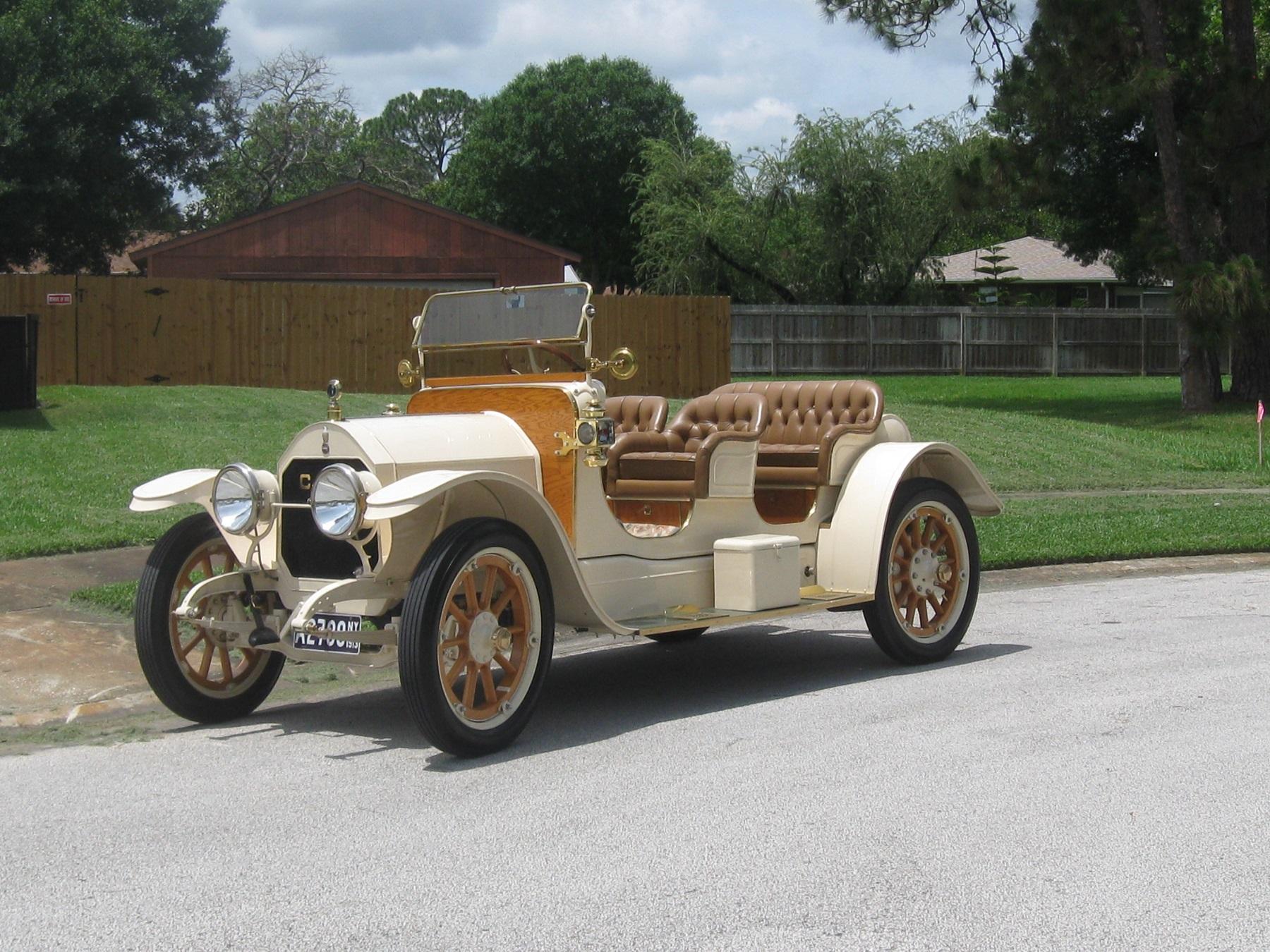 1913 Case: Very Rare Speedster - Classic Classics - - GrooveCar