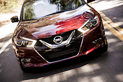 2016 Nissan Maxima: More Power, New Looks