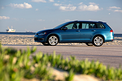 Volkswagen Golf: Wagon Practicality and Sport