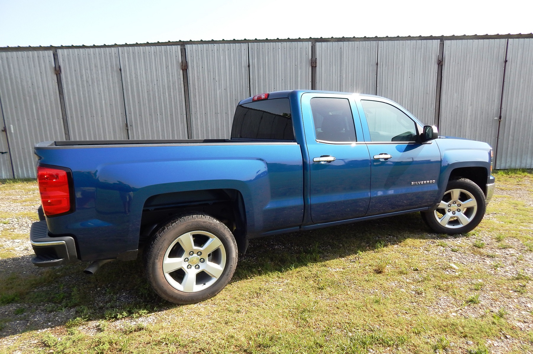 Chevy Silverado: New Stripped Pickup - Truck Talk - - GrooveCar