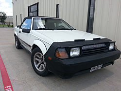 1985 Toyota Celica is Texan's Ride
