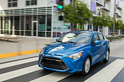 Scion Scores First Sedan: 2016 iA