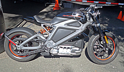 Harley-Davidson Livewire: Bold Electric Motorcycle
