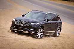 2016 Volvo XC90 T6 AWD: More Powerful Small Engine
