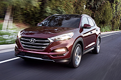 Hyundai Tucson: All-New for 2016