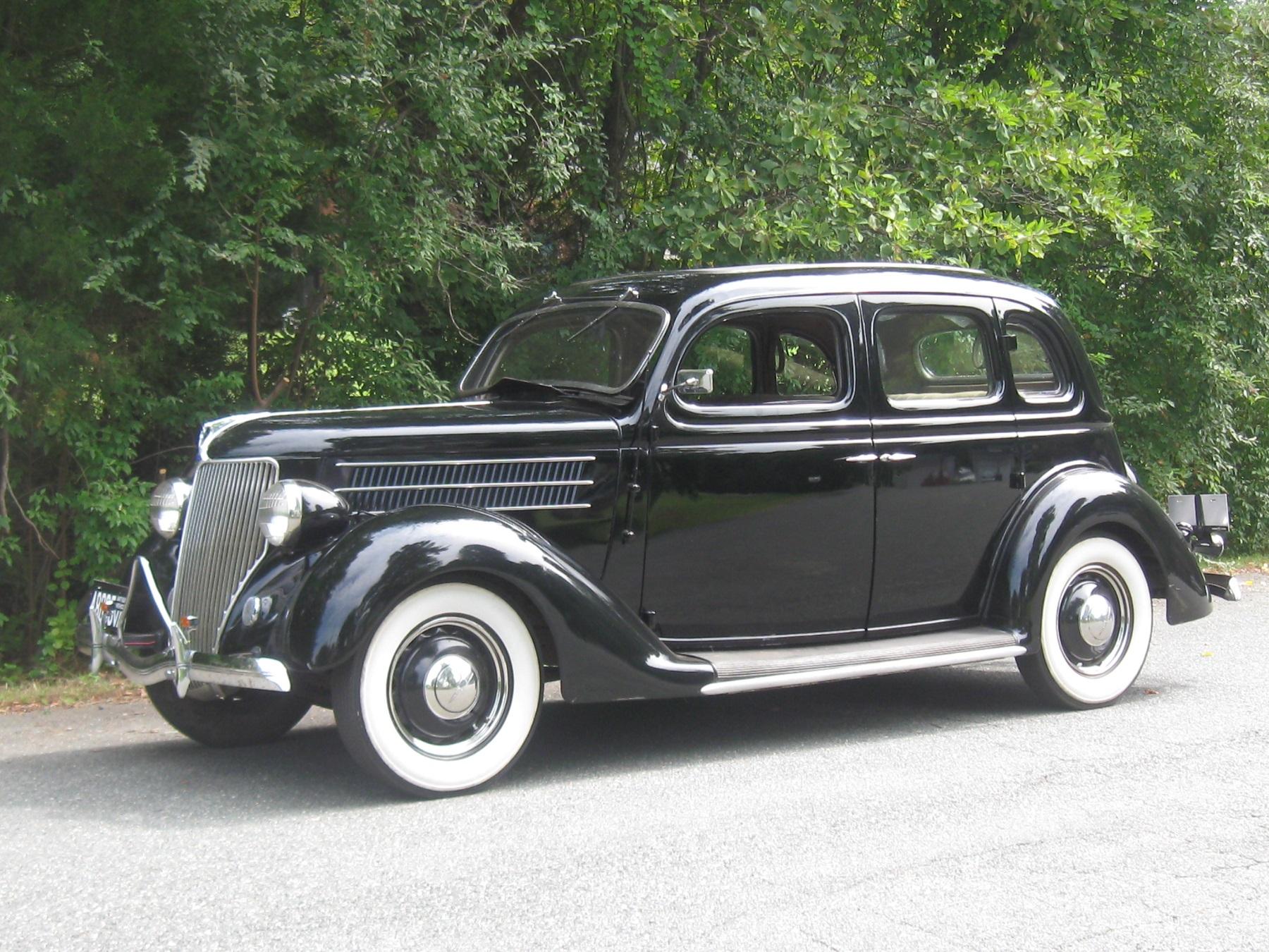 ford slantback a 1936 beauty classic classics groovecar. Black Bedroom Furniture Sets. Home Design Ideas