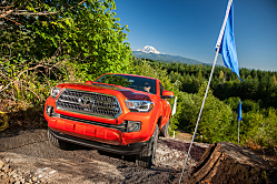 2016 Toyota Tacoma: Rebuilt Inside and Out