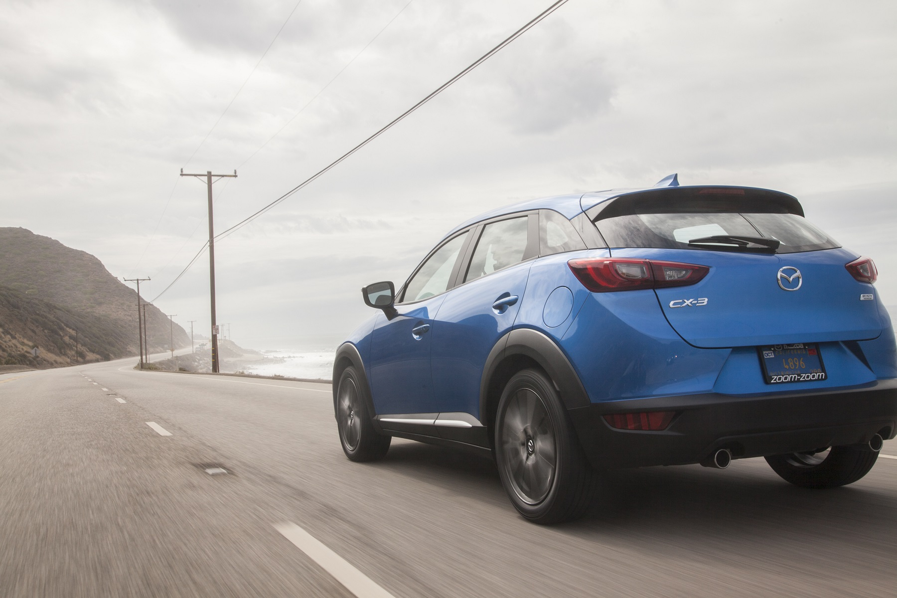 Manufacturer photo: Smartly designed and capable of handling many of life's adventures, the 2016 Mazda CX-3 is designed to meet the needs of a new generation of car buyers, supporting creative, adventurous lifestyles wherever -- from the urban sprawl to the weekend getaway