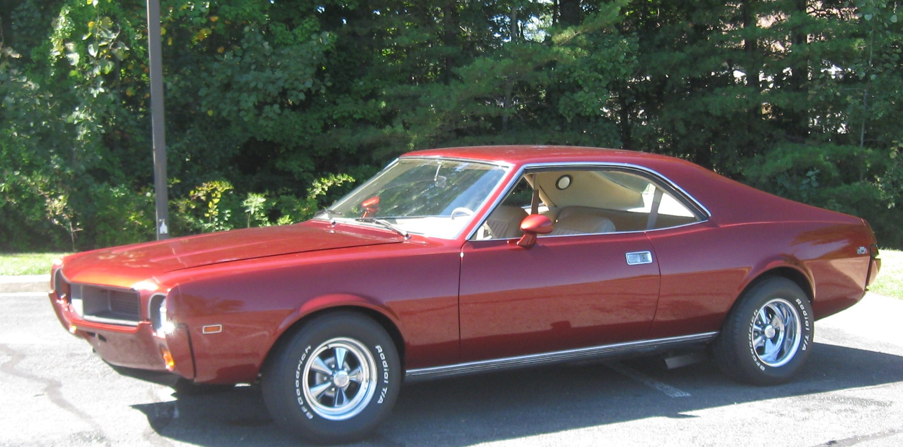 1968 Amc Javelin Memories Of High School Days Classic