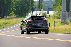 2016 Hyundai Tucson: Bones to Stand Out