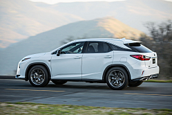 2016 Lexus RX: Compelling Boosts of Refinement