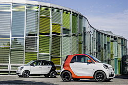 The 2016 Smart Fortwo: Redefined -- even Smarter