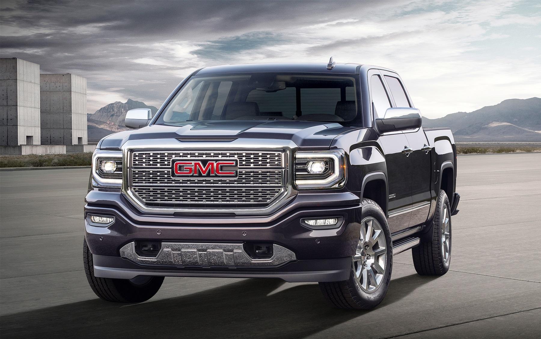 2016 Gmc Sierra Truck