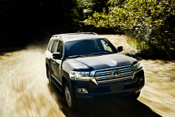 Toyota Land Cruiser: Chops to Hack the Wilderness