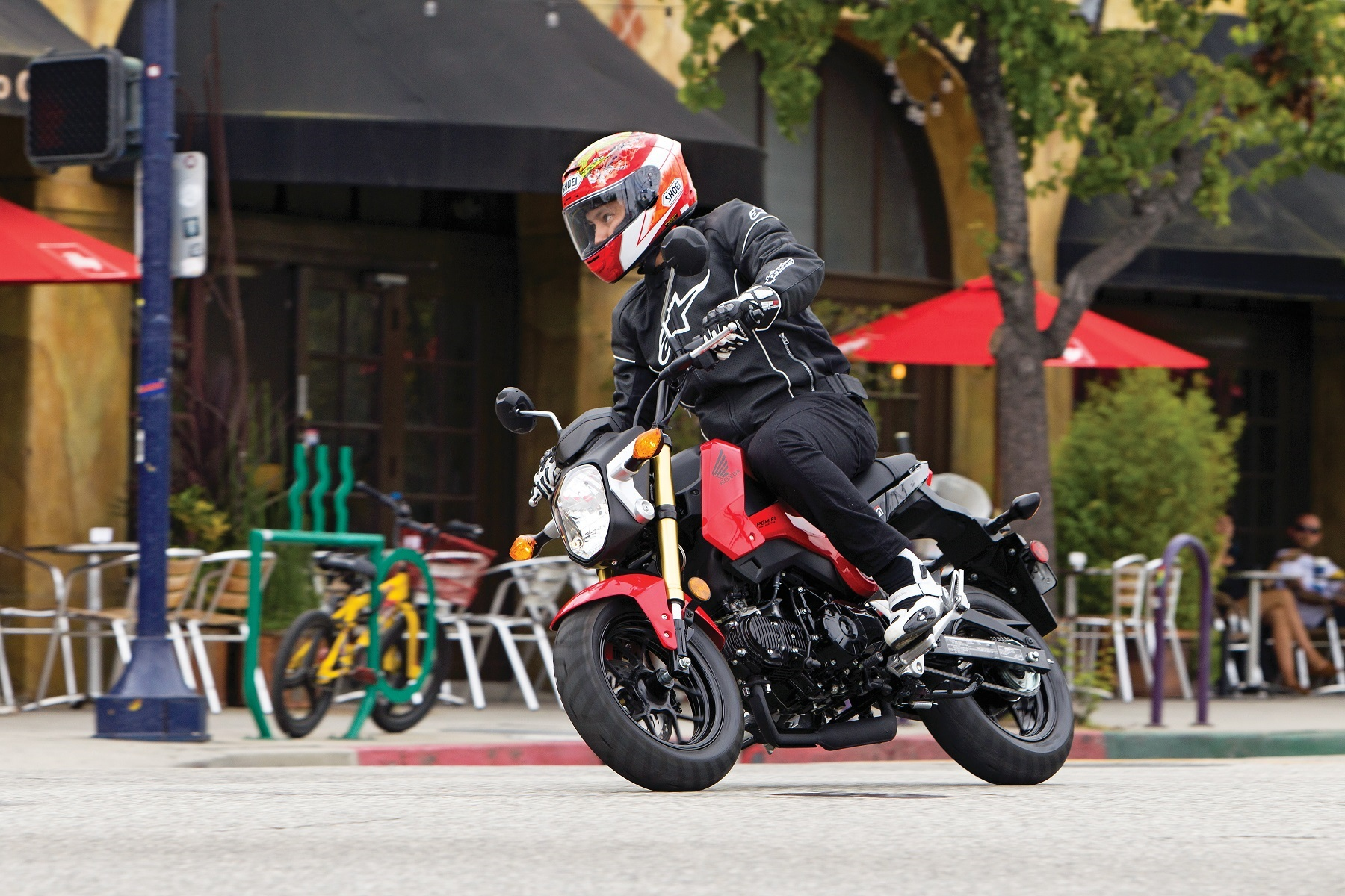 Honda MSX125 Grom: A Cult Scooter - 2-Wheeling Today