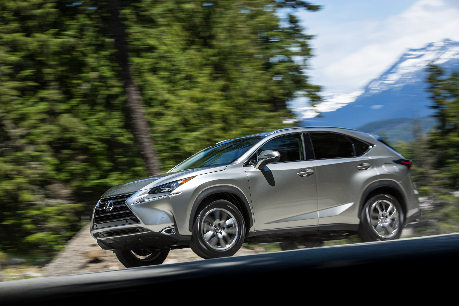 lexus nx 200t in the red hot compact luxe utility class. Black Bedroom Furniture Sets. Home Design Ideas