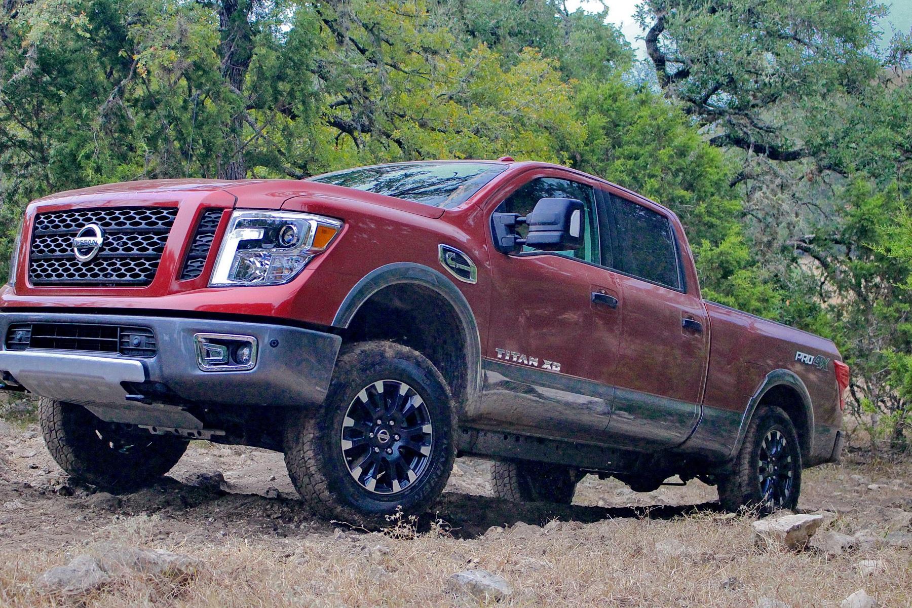 2016 Nissan Titan XD Big Capability Cummins Diesel Truck Truck
