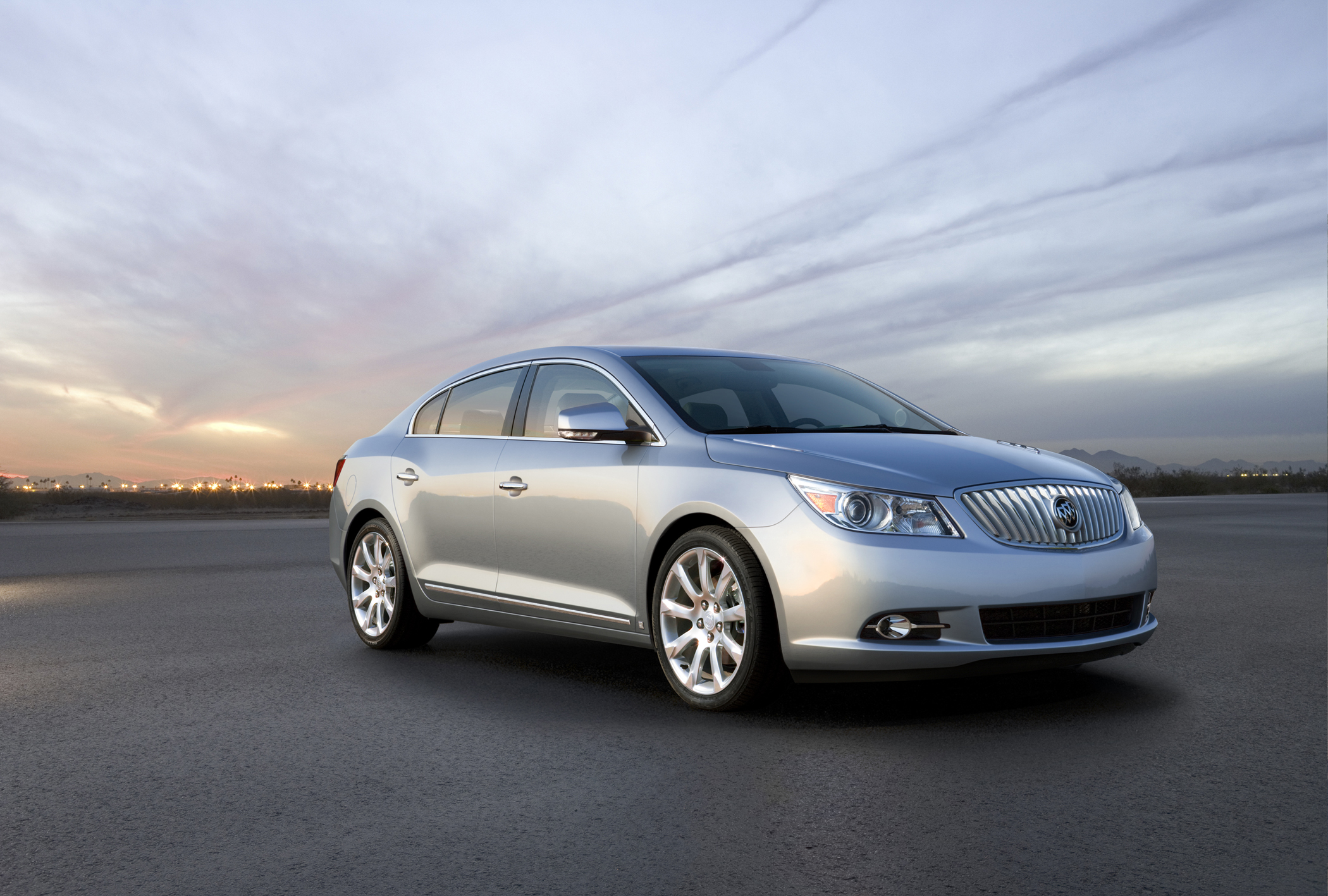 Buick LaCrosse: Automatic Transmission