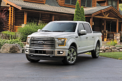 2016 Ford F-150: Luxury in the Limited