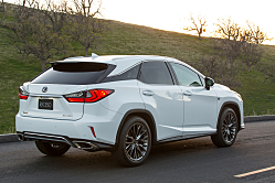 2016 All-New Lexus RX 350: Expanding Benchmarks